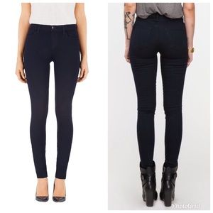 J Brand Maria High Rise Skinny Jeans in Lapis